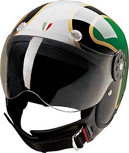 HCI-15 Scooter Helmet Italian Flag Small