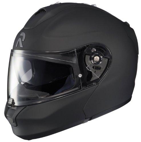 HJC RPHA-MAX Align Modular Motorcycle Helmet Matte Black Medium