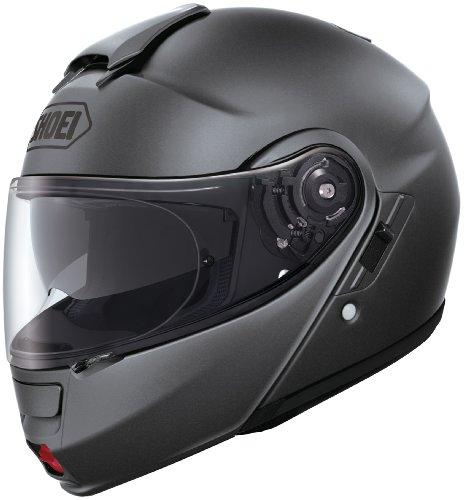 Shoei Neotec Modular Motorcycle Helmet Matte Deep Grey Small S 0117-0137-04