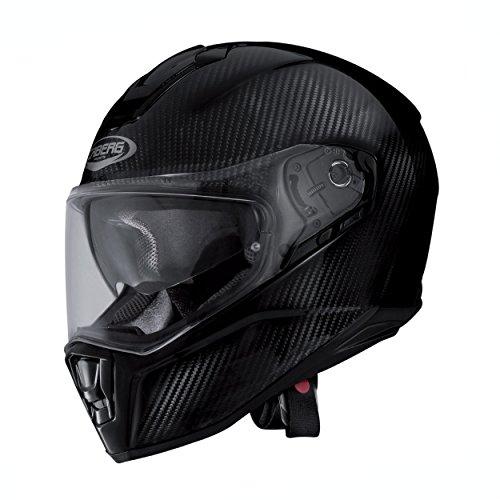 Caberg Drift Carbon DVS Dual Visor Full Face Motorbike Motorcycle Helmet L