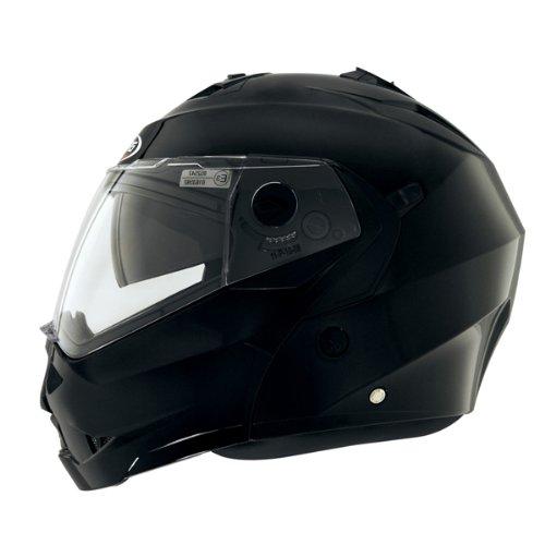 Caberg Duke Metal Black Motorcycle Helmet