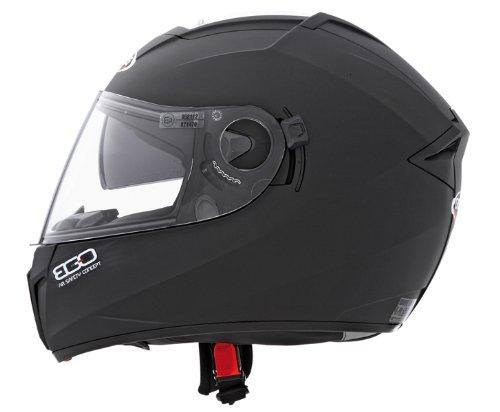Caberg EGO Matt Black Motorcycle Helmet