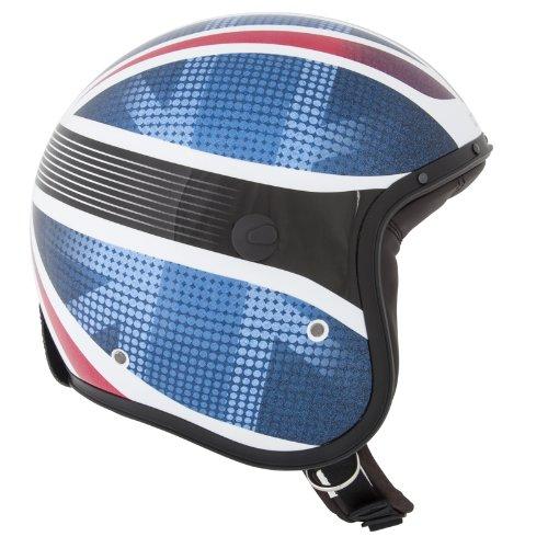 Caberg Freeride Uk Union Jack Motorcycle Helmet