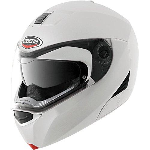 Caberg Modus Metal White Motorcycle Helmet