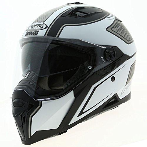 Caberg Stunt Blade Full Face Motorcycle Helmet Medium Matt Black Anthracite