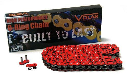 2005-2010 Hyosung GT650R EFI O-Ring Chain - Red