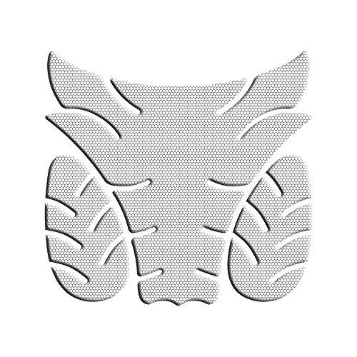 Keiti Tank Protector - Clear Honeycomb Kit KT6000C
