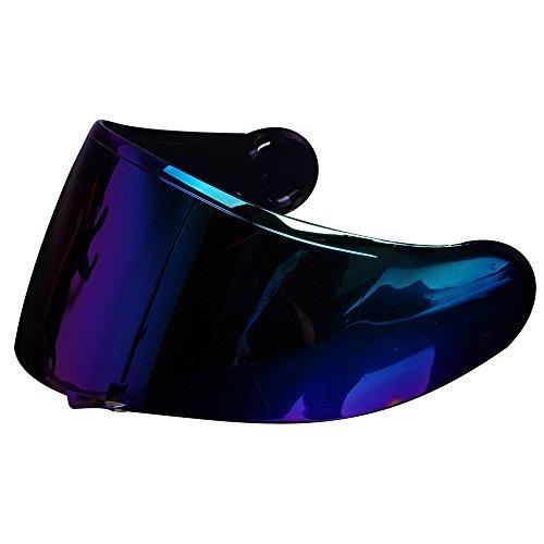 CNS-1 Aftermarket Lens Face Shield Visor for SHOEI GT-AIR NeoTec Helmet Iridium
