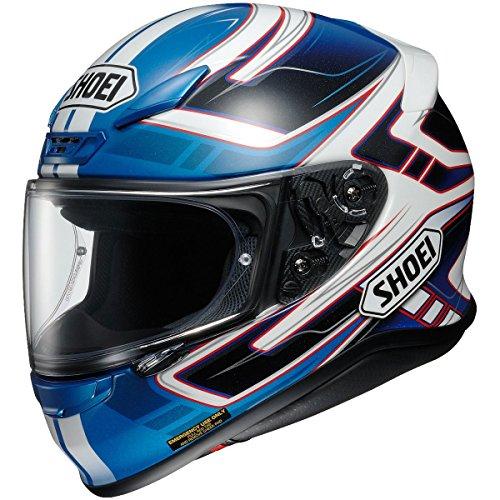 Shoei Valkyrie RF-1200 Street Bike Racing Motorcycle Helmet - TC-2  Large