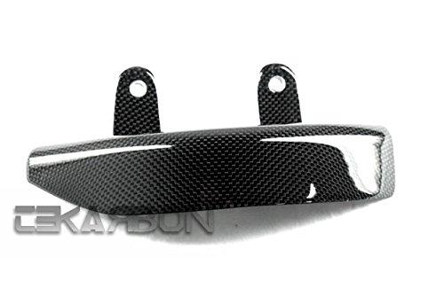 2011 - 2014 Ducati Diavel Carbon Fiber Rear Chain Guard Cover