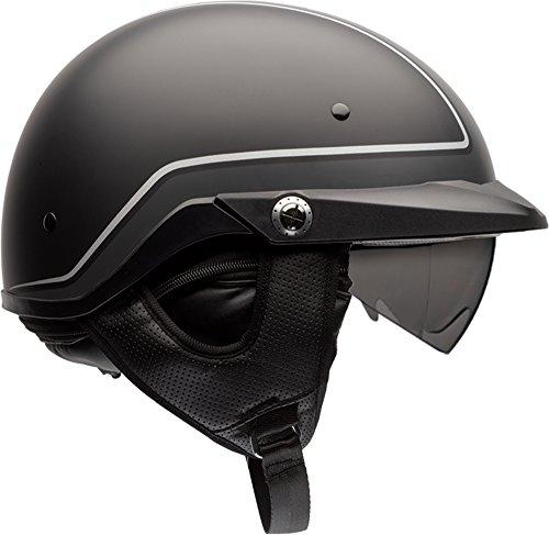 Bell Pit Boss Cruiser Street Helmet - Pin Black  Gray - X-Large  XX-Large