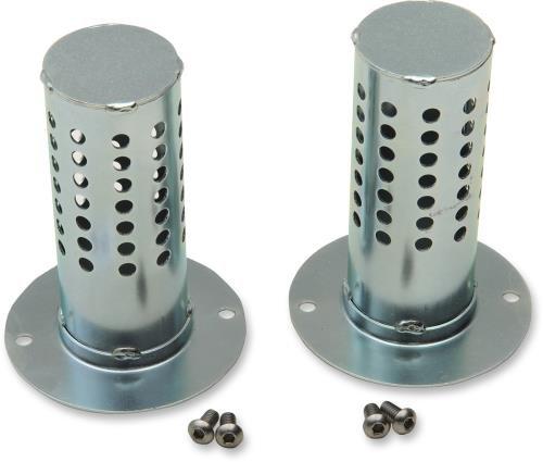 Khrome Werks 202713P Quiet Baffle Insert for 450in Slip-On Mufflers - Pair