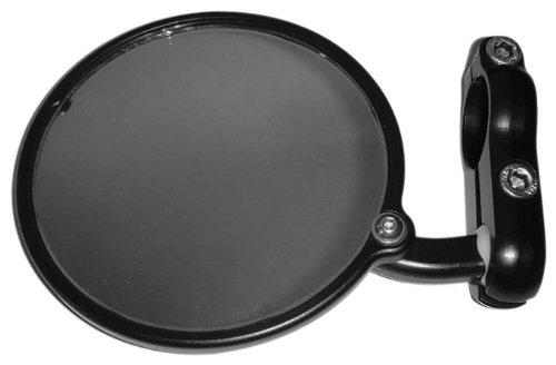 CRG 3 Black Hindsight Right Bar End Mirror