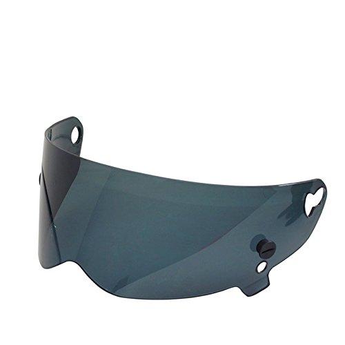 CRG Replacement Shield Visor for Full Face Helmet Tinted Lens