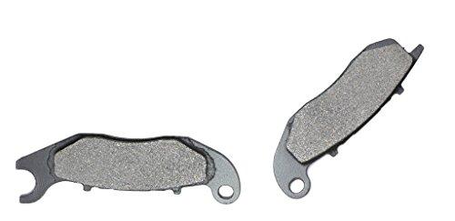 CNBK Front Disc Brake Pads Resin for HONDA Street Bike CBF125 CBF 125 9 09 10 11 12 13 14 15 2009 2010 2011 2012 2013 2014 2015 1 Pair2 Pads