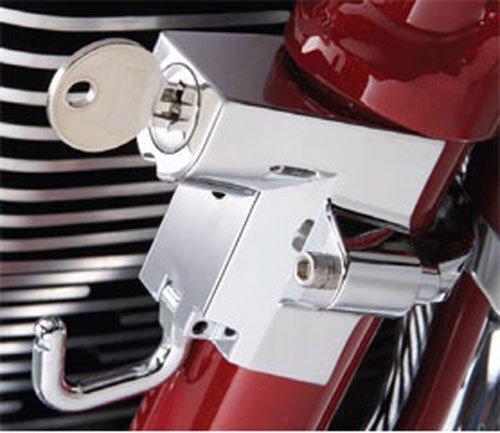 Victory Motorcycles Helmet Lock Mount - pt 2876348