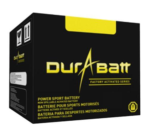 DuraBatt 2003-2005 Polaris Victory 8-ball Hammer Motorcycle Sealed Maintenance Free Battery