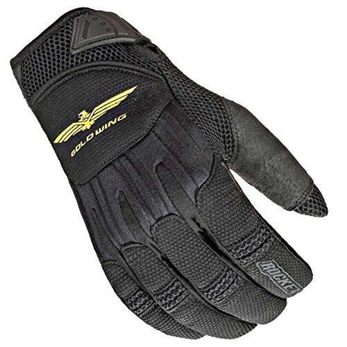 Joe Rocket Skyline Women's Mesh Street Racing Motorcycle Gloves - Black/black / Medium