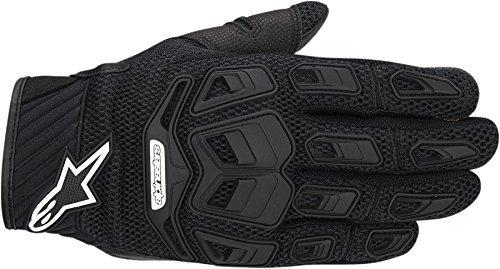 New Alpinestars Atacama Air Adult Leather/mesh Gloves, Black, Large/lg