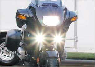 2008-2011 VICTORY VISION TOUR COMFORT XENON FOG LIGHTS DRIVING LAMPS LIGHT LAMP KIT 08 09