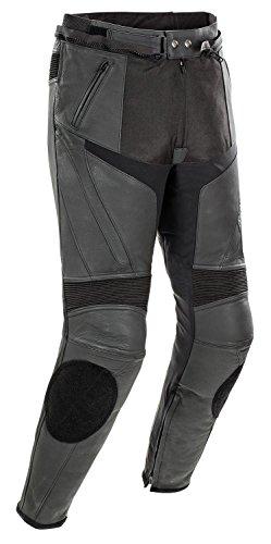 Joe Rocket Stealth Sport Mens Leather Motorcycle Pants Black Size 36