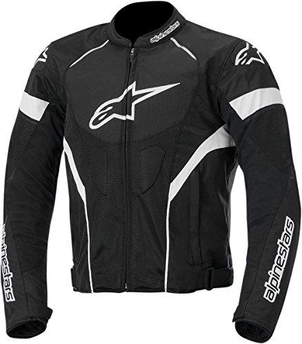 ALPINESTARS Jacket T-GP Plus Air Black  White 2XL XXL Size 2X-Large