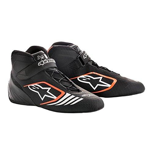 Alpinestars 2712118-156-12 Tech 1-KX Shoes BlackOrange Fluorescent Size 12