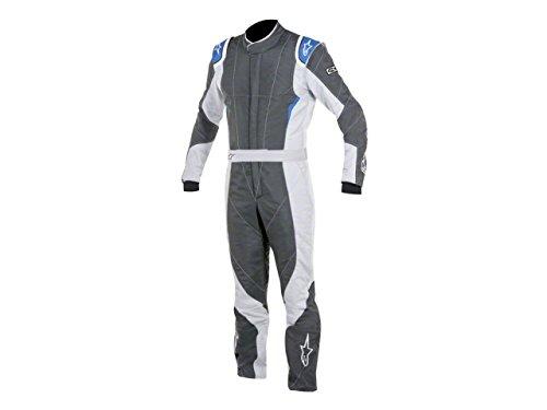 Alpinestars GP PRO Suit AnthraciteSteel GrayBlue Size 56
