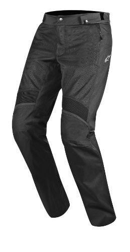 Alpinestars Oxygen Air Mens Sports Bike Motorcycle Pants - Black  Size Small