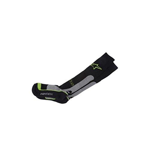 Alpinestars Pro Coolmax MX Socks-Green-LXL