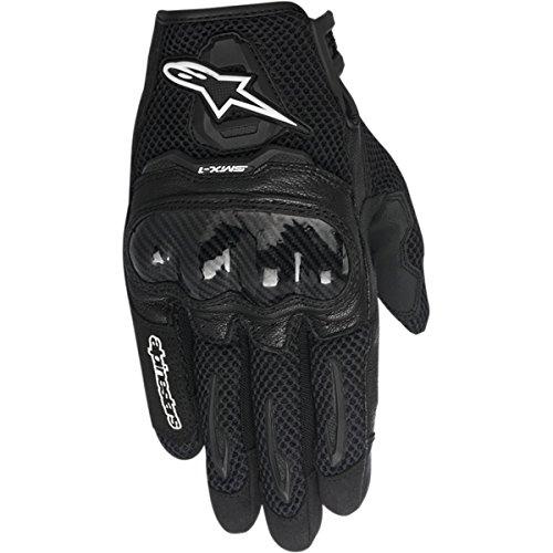 Alpinestars SMX-1 Air Womens Street Motorcycle Gloves - Black  Medium
