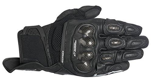 Alpinestars SP-X Air Carbon Mens Street Motorcycle Gloves - Black  X-Large