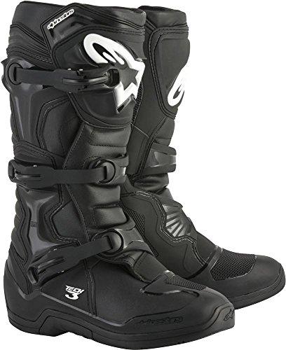 Alpinestars Tech 3 Boots-Black-9