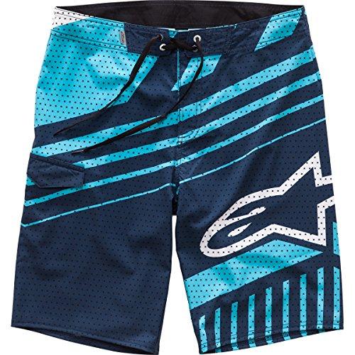 Alpinestars Unisex-Adult Sigma Boardshorts Blue Size 32