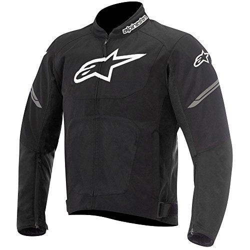 Alpinestars Viper Air Textile Mens Motorcycle Jackets - Black - X-Large