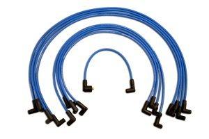Mercruiser Marine Quick Strike Spark Plug Wire Set Model 57L Alpha 350V-8 1988-1995 Serial 0B773305-0F600999 Part 631-0004 OEM 18-8804-1 9-28001 816608Q61 816761Q3 see description