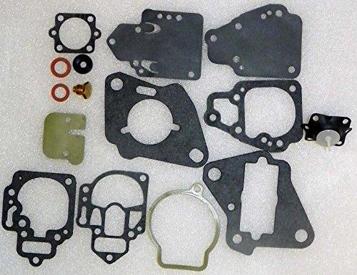 MERCURY Complete Carburetor Kit 25 Hp 6443973-Up WSM 600-05 OEM 1395-9761-1