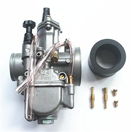 OKO 24mm Carburetor Jets 80cc 85cc 125cc Honda CR80 CR85R CR125 Trail Dirt Bike