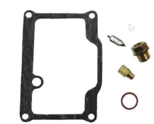 Mikuni SM-07076 Carb Repair Kit for Mikuni Float Style Carburetors - 30mm Zinc