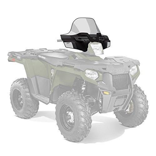 POLARIS LOCK RIDE MID WINDSHIELD SPORTSMAN XP 850 1000 570 SP BLACK 2880540-070