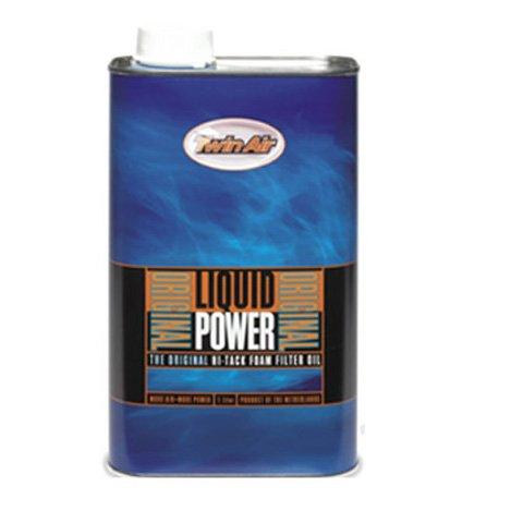 Twin Air Liquid Power Filter Oil 1l 159015