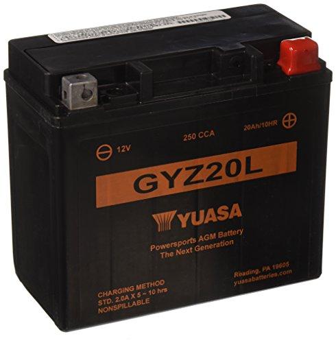Yuasa GYZ20L Performance Battery