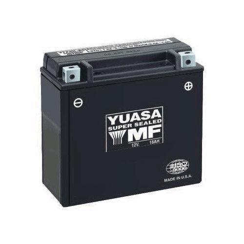 Yuasa YUAM3RH4S Maintenance Free High Performance Battery for Motorcycle YUAM3RH4S