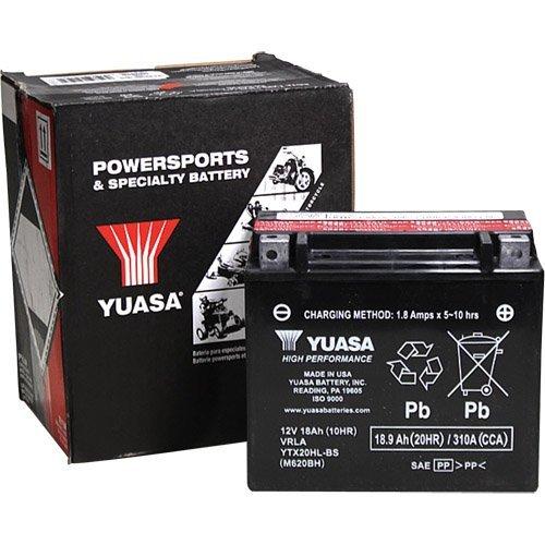 YTX20HL-BS YUASA BATTERY