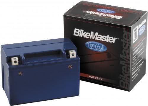 2002-2010 Honda Scooters CHF50 Metropolitan Deep Cycle Gel Battery