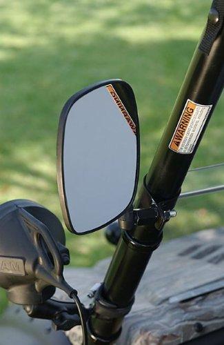 Yamaha Rhino 700660450 Left Side Mirror OEM SSV-5UG18-10-00
