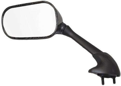 Yana Shiki MIR14CBL Carbon OEM Style Left Side Mirror for Yamaha YZFR1