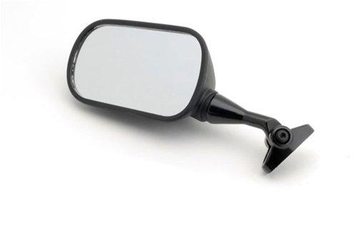Yana Shiki MIR28BL Black OEM Style Left Side Mirror for Honda CBR 929954 RR