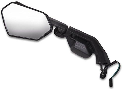 Yana Shiki USA MIR331BL Black OEM Style Racing Left Side Mirror with Turn Signal