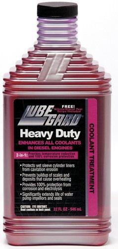 Lubegard 96430 Heavy Duty 2-in-1 Coolant Treatment 32 fl oz